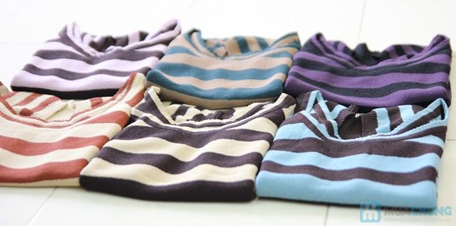 Dịu dàng và nữ tính với áo len dệt kim - Chỉ 79.000đ/ 01 chiếc - 8
