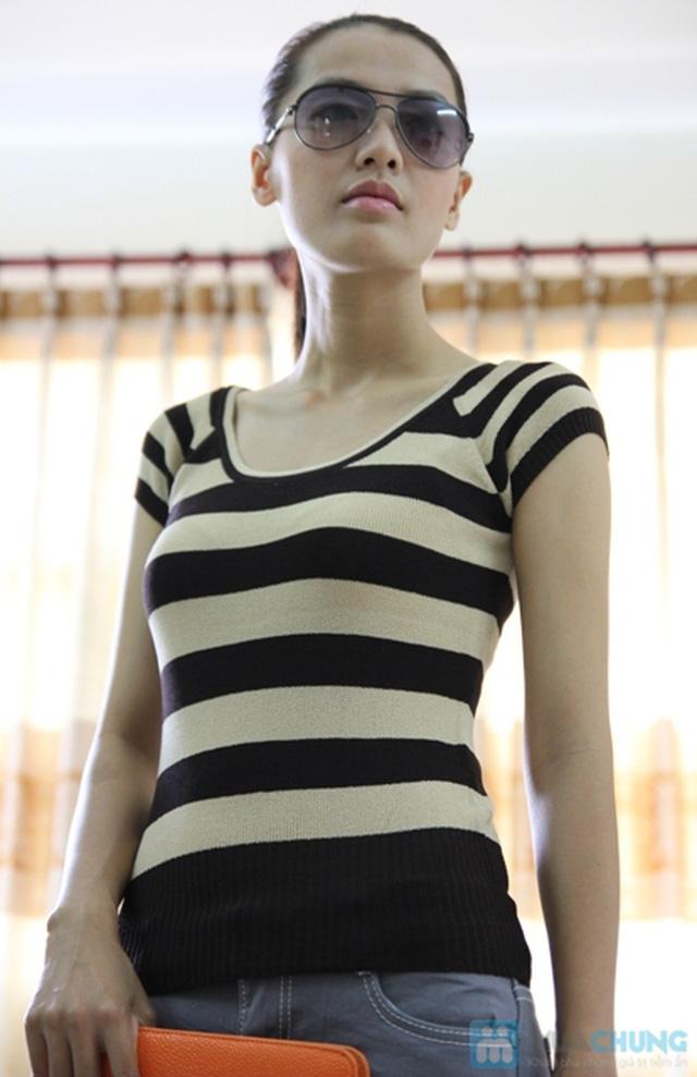 Dịu dàng và nữ tính với áo len dệt kim - Chỉ 79.000đ/ 01 chiếc - 4