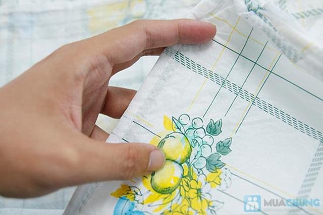 Combo Bao Che Máy Giặt cửa trên + Vỏ Bọc Lò Vi Sóng - Chỉ 65.000đ/01 chiếc - 4