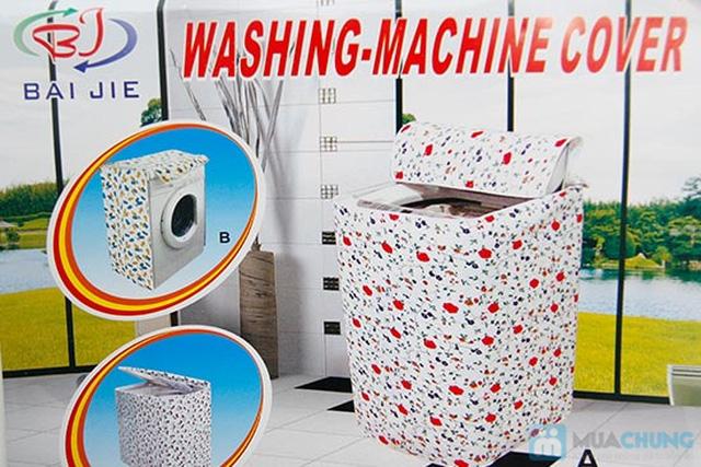 Combo Bao Che Máy Giặt cửa trên + Vỏ Bọc Lò Vi Sóng - Chỉ 65.000đ/01 chiếc - 2