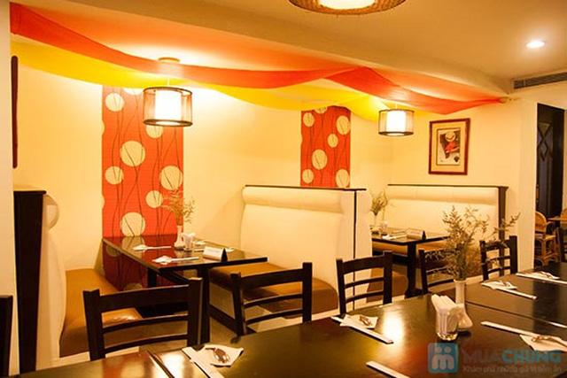 Buffet Gánh dành cho buổi trưa tại Khách sạn Bông Sen Quận 1 với hơn 40 món ăn đặc sắc 3 miền - Chỉ 319.000đ/ 1 người - 19