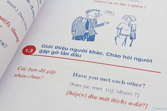 Tự học tiếng Anh cấp tốc dành cho Người đi du lịch nước ngoài + Tự học tiếng Anh cấp tốc dành cho tài xế taxi. Chỉ với 65.000đ - 8