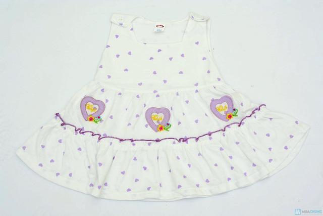 Váy kèm quần chip cho bé gái - 11