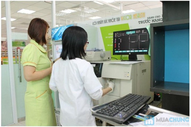 Gói khám sức khỏe Phụ khoa tổng quát tại Phòng khám đa khoa Vigor HEALTH - Chỉ 100.000đ được phiếu 1.000.000đ - 4