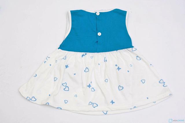 Váy kèm quần chip cho bé gái - 2