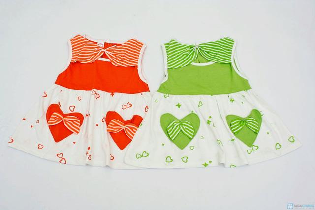 Váy kèm quần chip cho bé gái - 10