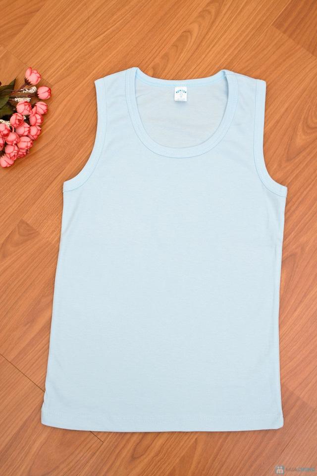 combo 3 áo ba lỗ cho bé size 8.10.12 . - 5