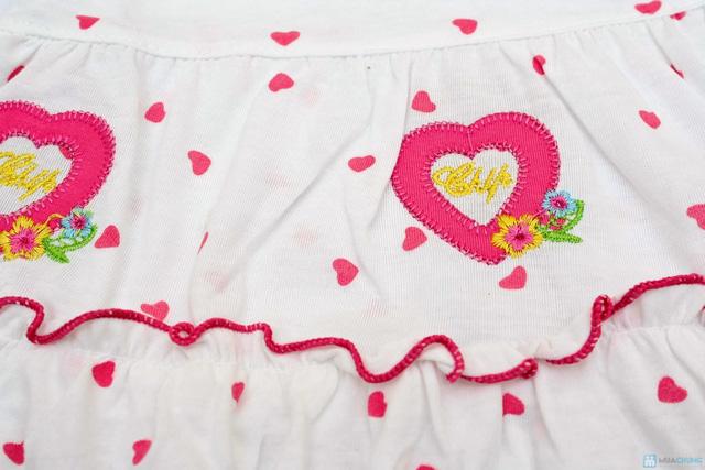 Váy kèm quần chip cho bé gái - 4