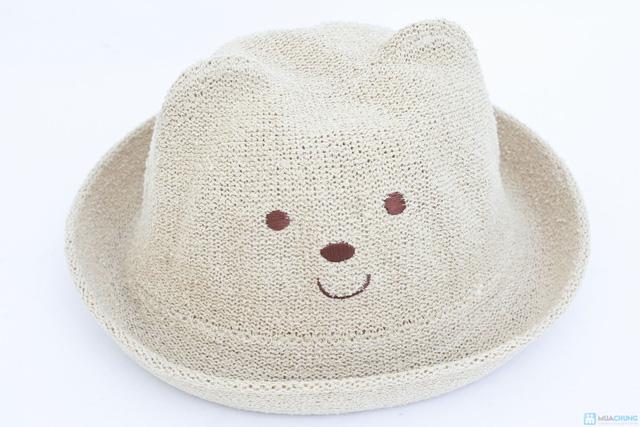 Mũ Gấu Xinh Cho Bé Yêu - 2