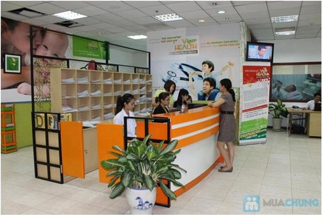 Gói khám sức khỏe Phụ khoa tổng quát tại Phòng khám đa khoa Vigor HEALTH - Chỉ 100.000đ được phiếu 1.000.000đ - 6