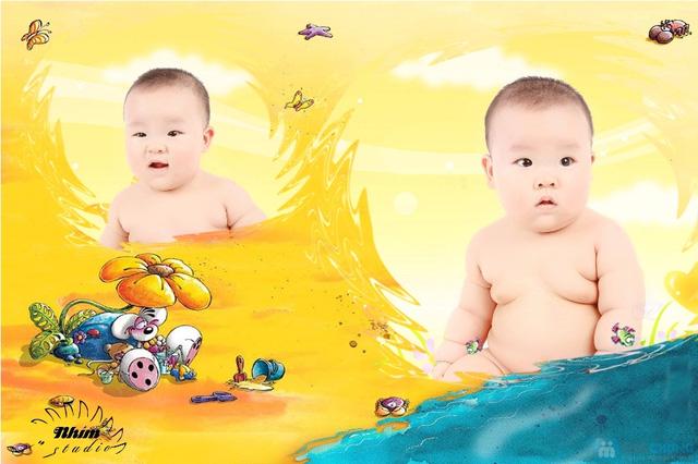 Chụp ảnh cho bé - 3