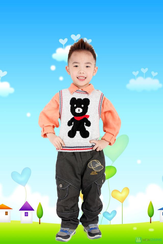 Chụp ảnh cho bé - 5
