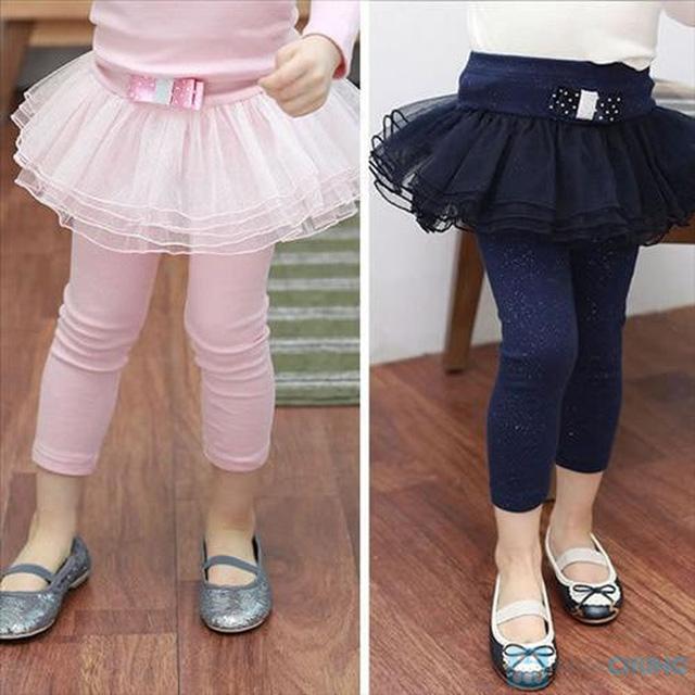 Combo 05 quần legging cho trẻ em - 5