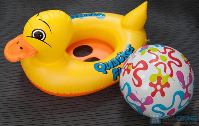 Combo Phao bơi và Bóng hơi cho bé - 1