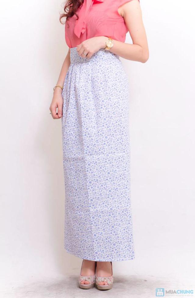 Váy chống nắng kaki - 5