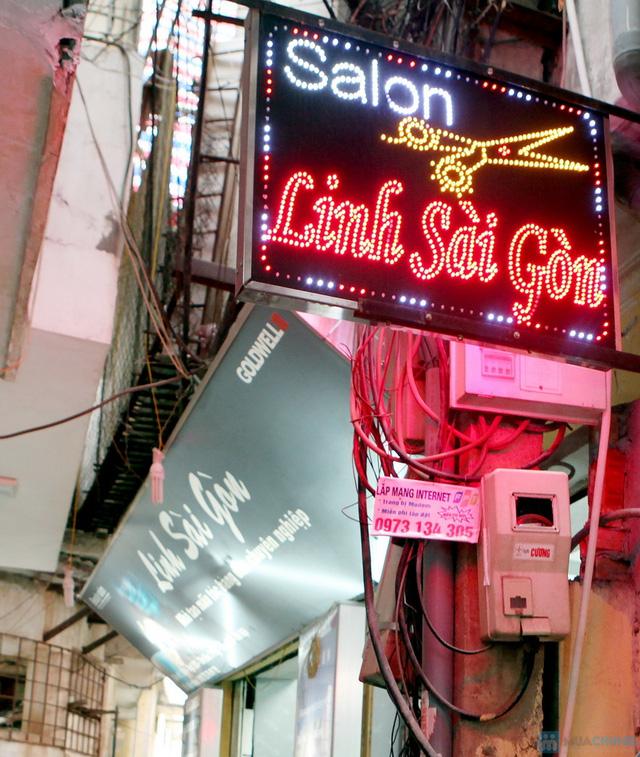 Gói làm tóc tại Salon Linh's Sài Gòn  - 6