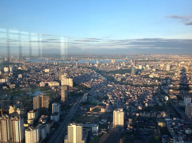 Ngắm Thành Phố Hà Nội tại Đài Quan Sát Sky 72 tại Keangnam Landmark 72 Tower. Voucher 240.000đ Chỉ Còn 120.000đ - 1