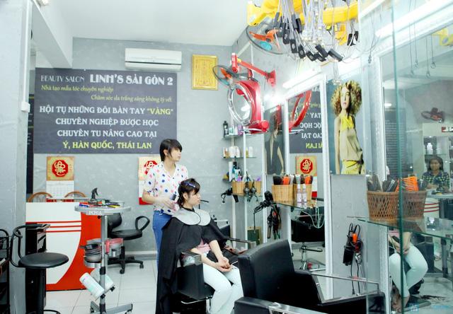 Gói làm tóc tại Salon Linh's Sài Gòn  - 3