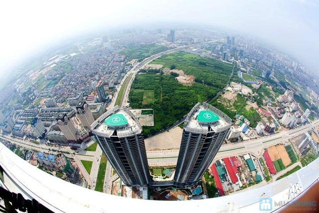 Ngắm Thành Phố Hà Nội tại Đài Quan Sát Sky 72 Và Đồ Uống Tự Chọn Tại Keangnam Landmark 72 Tower. Voucher 240.000đ Chỉ Còn 120.000đ - 3
