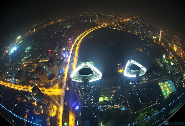 Ngắm Thành Phố Hà Nội tại Đài Quan Sát Sky 72 Và Đồ Uống Tự Chọn Tại Keangnam Landmark 72 Tower. Voucher 240.000đ Chỉ Còn 120.000đ - 5