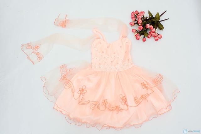 Váy công chúa cho bé - 5