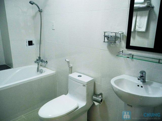 Khách sạn 3* Châu Loan Nha Trang, cách bãi tắm biển 50m. Phòng Superior kèm buffet sáng cho 2 người. Chỉ 450.000đ/đêm - 4