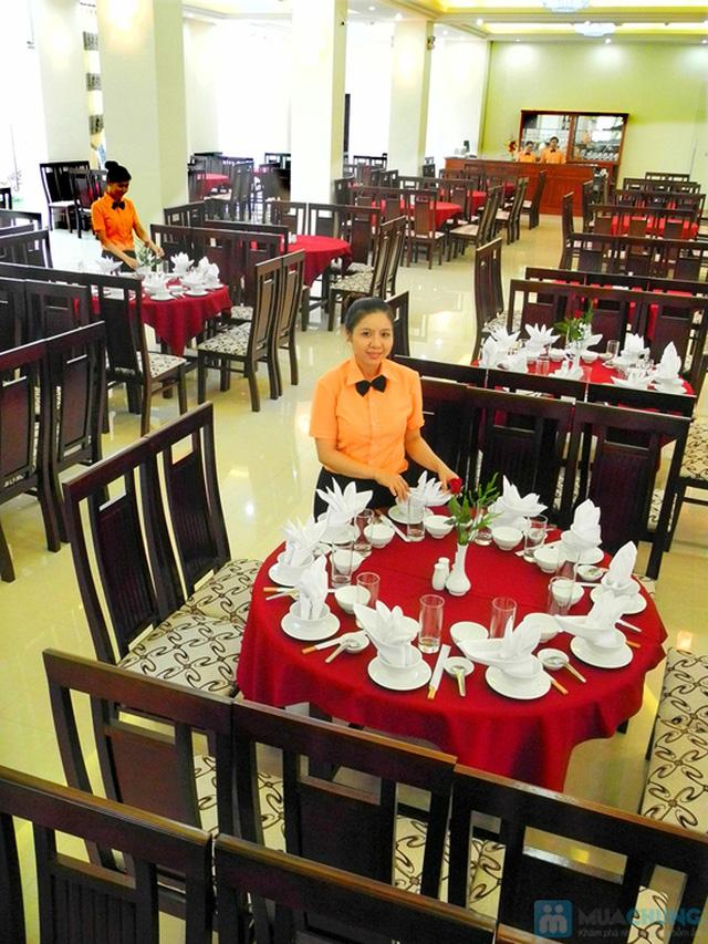 Khách sạn 3* Châu Loan Nha Trang, cách bãi tắm biển 50m. Phòng Superior kèm buffet sáng cho 2 người. Chỉ 450.000đ/đêm - 13