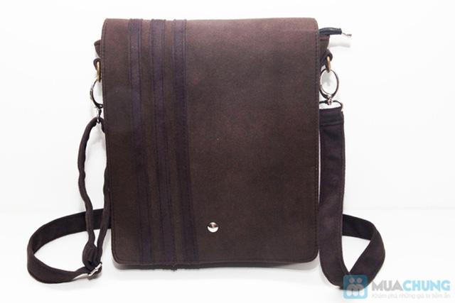 Túi da lộn dạng hộp - Cho bạn gái thêm cá tính và thời trang - Chỉ 119.000đ/01 chiếc - 3