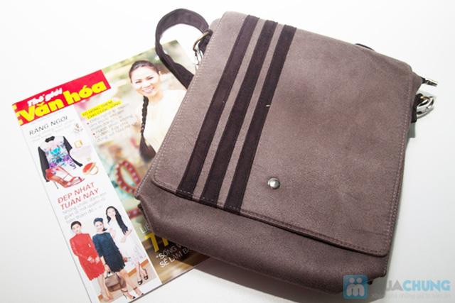 Túi da lộn dạng hộp - Cho bạn gái thêm cá tính và thời trang - Chỉ 119.000đ/01 chiếc - 8