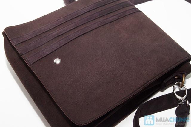 Túi da lộn dạng hộp - Cho bạn gái thêm cá tính và thời trang - Chỉ 119.000đ/01 chiếc - 7