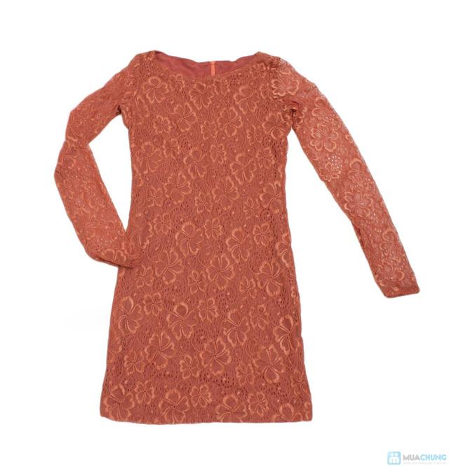 Váy ren mùa hè - 1