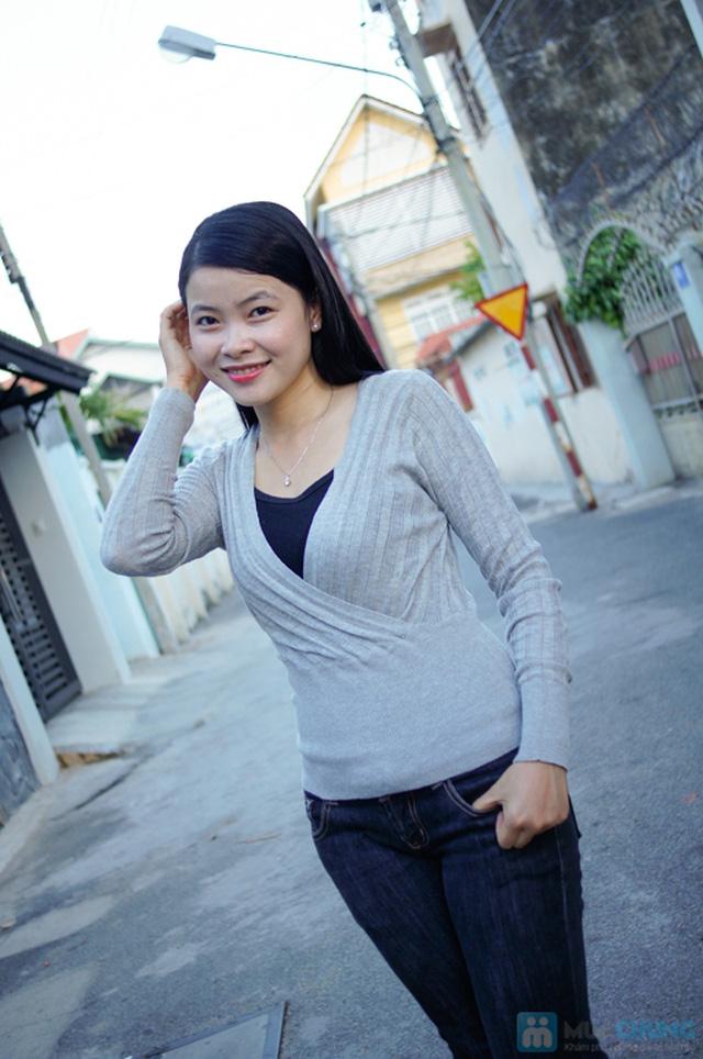 Áo len cho nữ- nét dịu dàng đáng yêu - chỉ 75.000đ / 1 cái - 6