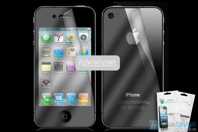 Combo 2 Miếng dán màn hình iPhone 4/4S - 6