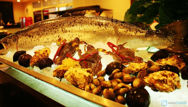Buffet tại nhà hàng Thùy Dương - 9