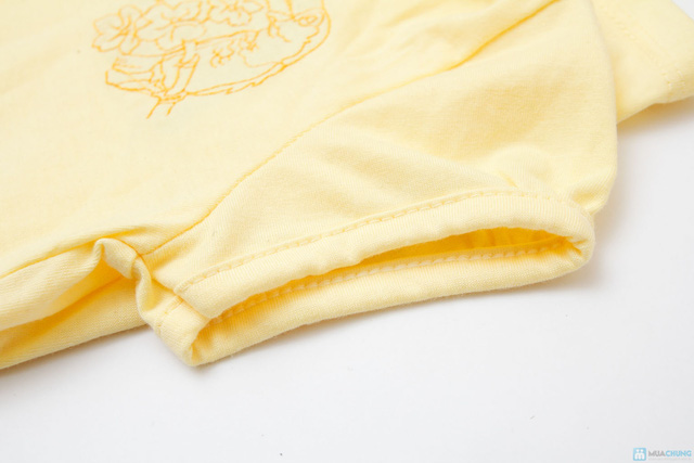 Combo 2 áo cotton cổ bẻ cho bé từ 3 đến 6 tuổi - 9