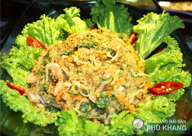 Buffet trưa  tại NH hải sản Phú Khang - Chỉ 99.000đ/ 01 người - 5