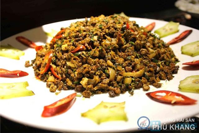Buffet trưa  tại NH hải sản Phú Khang - Chỉ 99.000đ/ 01 người - 2