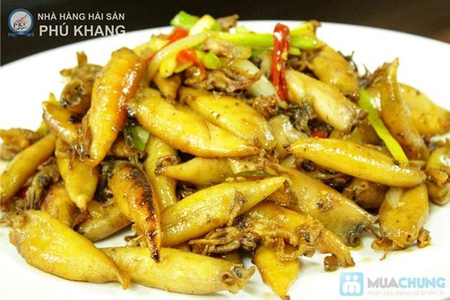 Buffet trưa  tại NH hải sản Phú Khang - Chỉ 99.000đ/ 01 người - 14