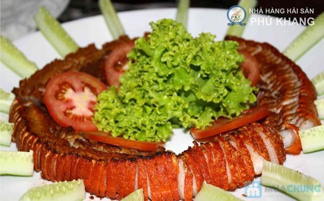 Buffet trưa  tại NH hải sản Phú Khang - Chỉ 99.000đ/ 01 người - 17