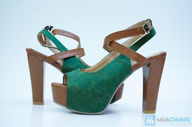 Phiếu mua Giày cao gót tại Shop T & T - Chỉ 205.000đ được phiếu 350.000đ - 3