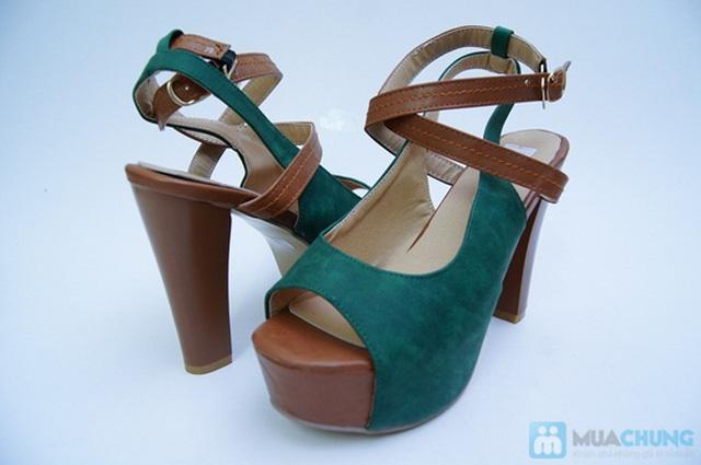 Phiếu mua Giày cao gót tại Shop T & T - Chỉ 205.000đ được phiếu 350.000đ - 9