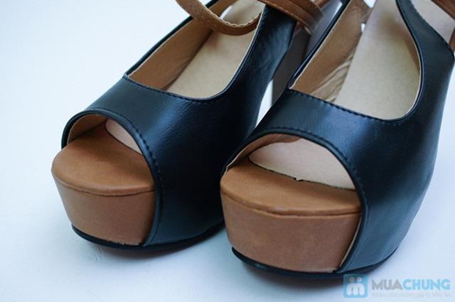 Phiếu mua Giày cao gót tại Shop T & T - Chỉ 205.000đ được phiếu 350.000đ - 8