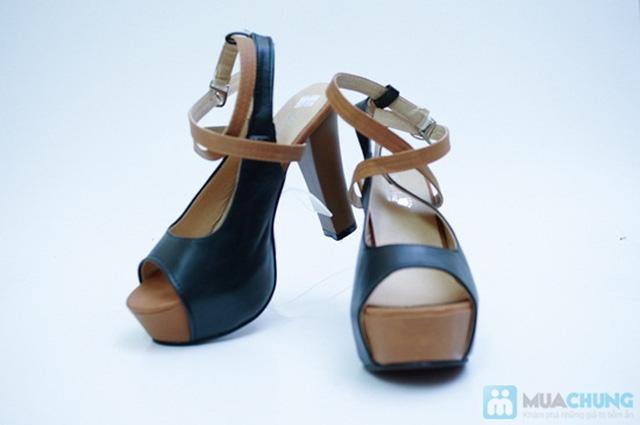 Phiếu mua Giày cao gót tại Shop T & T - Chỉ 205.000đ được phiếu 350.000đ - 5