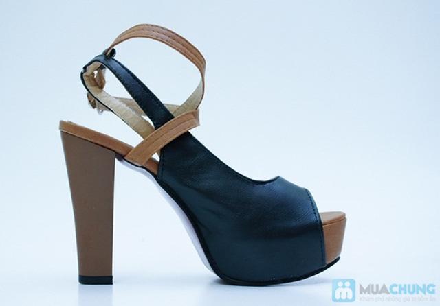 Phiếu mua Giày cao gót tại Shop T & T - Chỉ 205.000đ được phiếu 350.000đ - 6