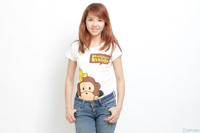 Combo 2 áo phông cực xì teen và trẻ trung - 6