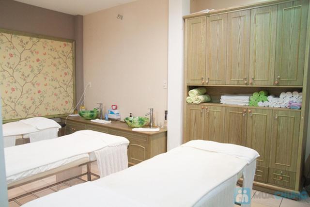 Massage toàn thân với tinh dầu hướng dương Phong cách châu âu tại Spa Hoa Trà Xanh - Chỉ 90.000đ - 5