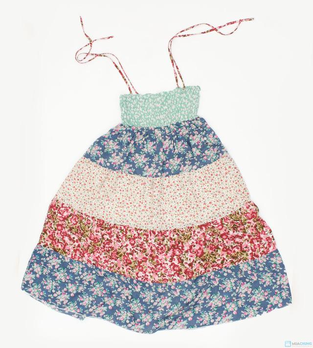 Váy maxi cho bé - 3