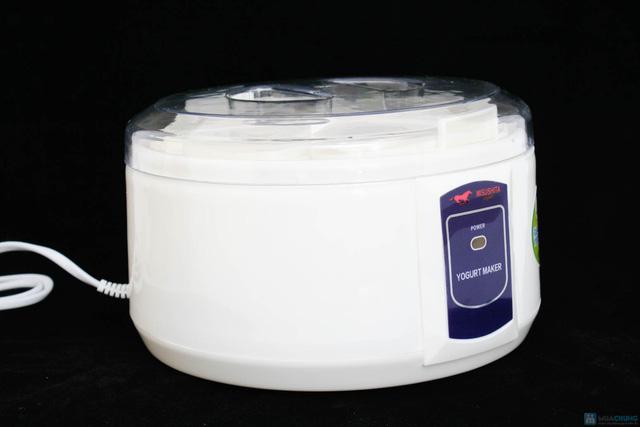 Máy làm sữa chua Misushita 6 cốc - 2