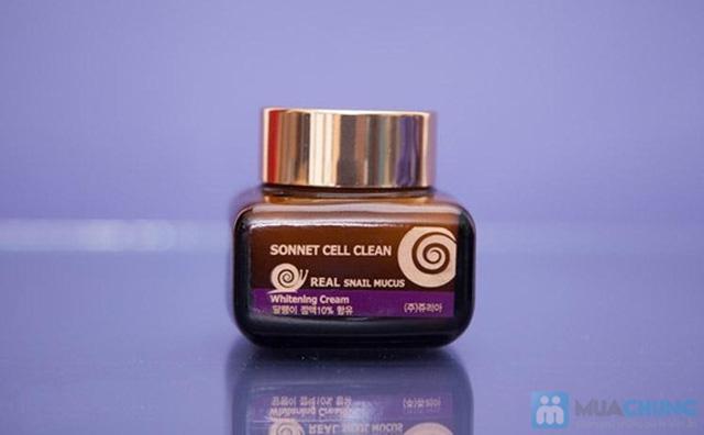 Bộ mỹ phẩm dưỡng da ốc sên Sonnet của Hàn Quốc - Chỉ 1.700.000đ/bộ - 3