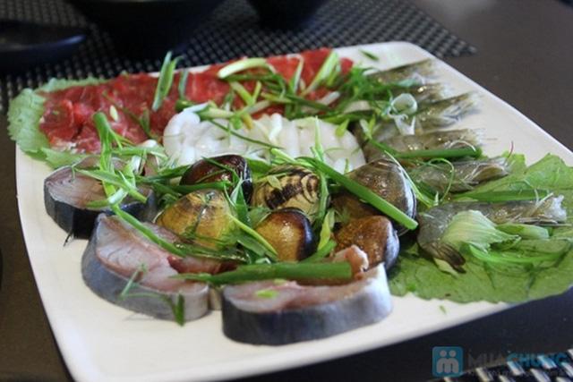 Set ăn Nhật Bản phong phú dành cho 4 người tại Nhà hàng Sumo Boy - Chỉ 435.000đ - 15